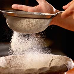 Tips for reducing refined flour and starchy carbs