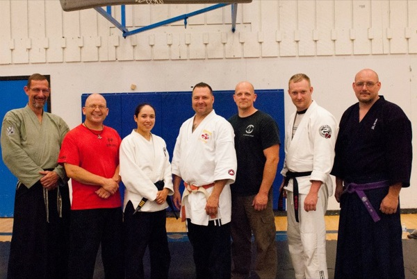 Reflections to the 5th Degree On My Promotion to Godan. The Greater Martial Arts Community.