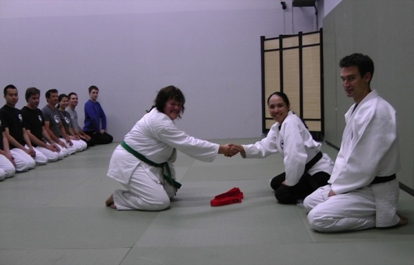 Why I Yell at Students During Martial Art Belt Tests