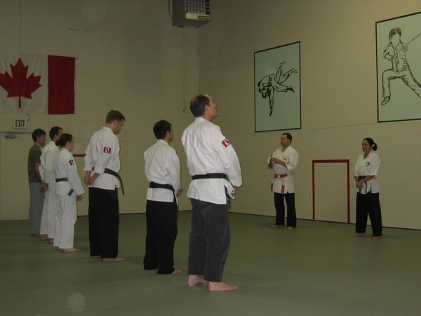 Reflections to the 5th Degree On My Promotion to Godan. First class of Pacific Wave Jiu-jitsu.