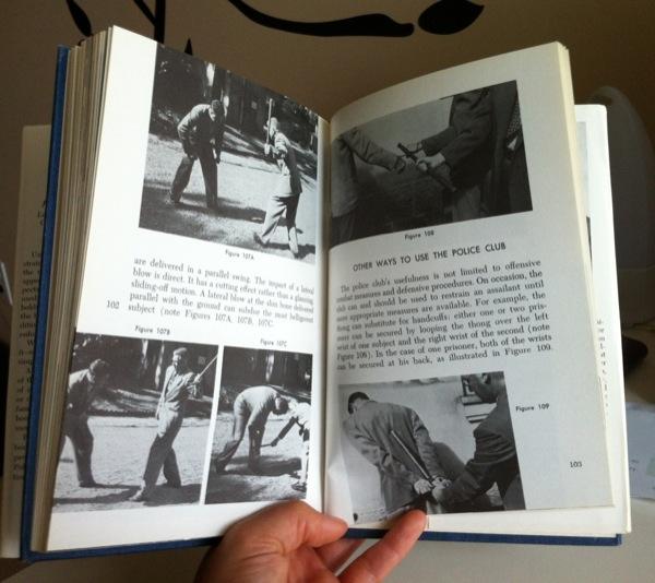 Handbook of Self-Defense for Law Enforcement Officers