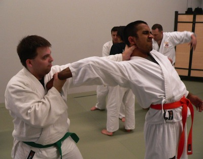 Why Sometimes Blind Is Better in the Martial Arts