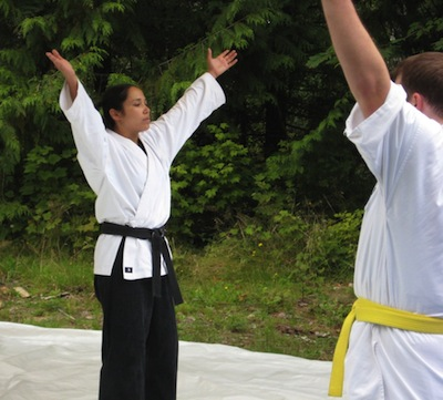 Top 10 Posts about Personal Development in the Martial Arts
