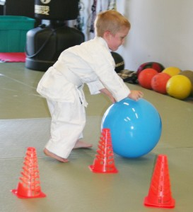 Can Young Children Really Do Martial Arts Training?