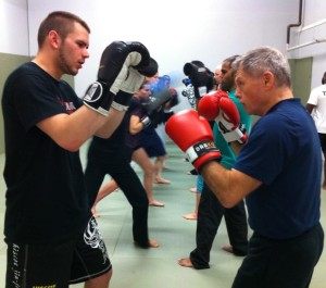 Advice for Older Students Taking Up a Martial Art