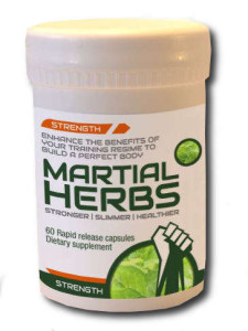 martial herbs strength