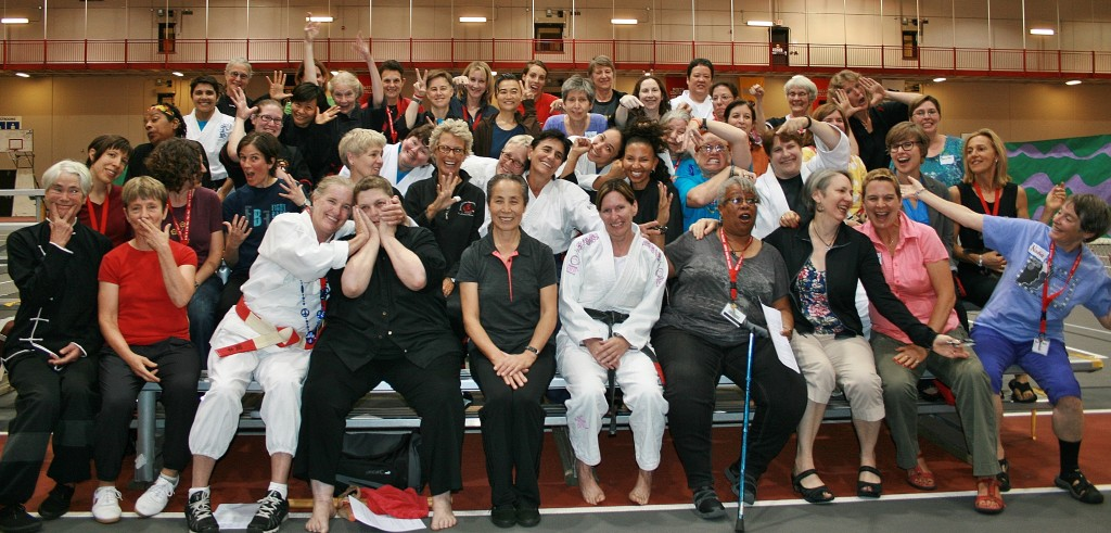 The Trainers of the 2014 NWMAF Special Training Camp