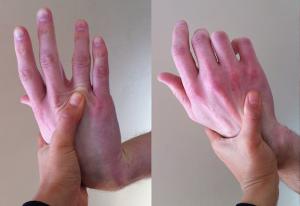 Hand Grip for Wristlock: Reality vs Stunt for Film