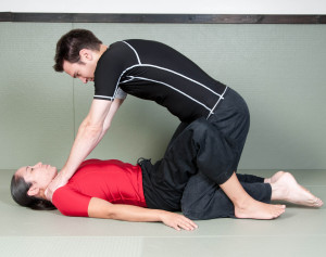 Getting Comfortable with Discomfort in the Martial Arts